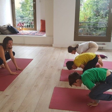 simone kaufmann every body and co coaching kids yoga workshop